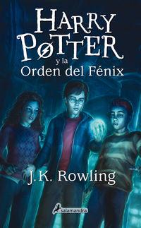 Harry Potter Y La Orden Del Fenix - J. K. Rowling