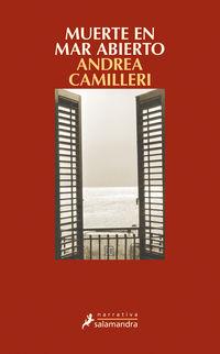 Muerte En Mar Abierto - Andrea Camilleri