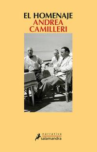 El homenaje - Andrea Camilleri