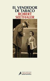El vendedor de tabaco - Robert Seethaler