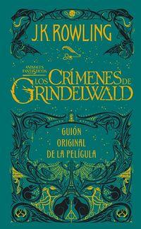 Los crimenes de grindelwald - J. K. Rowling