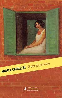 OLOR DE LA NOCHE, EL (MONTALBANO LIBRO 8)