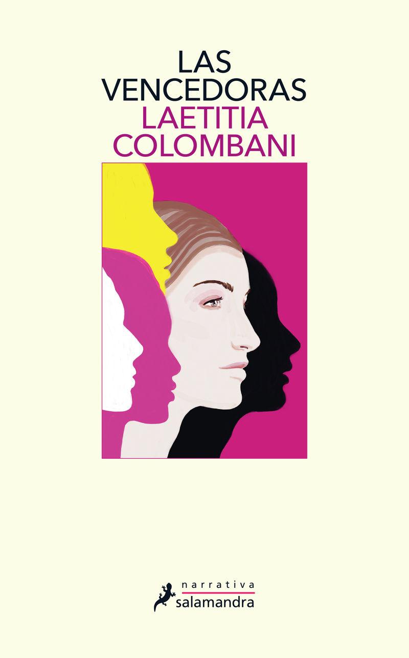 Las vencedoras - Laetitia Colombani