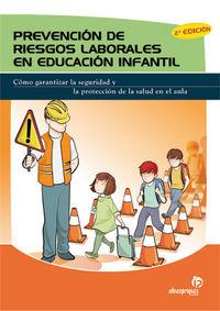PREVENCION DE RIESGOS LABORALES EN EDUCACION INFANTIL