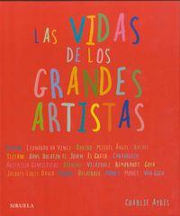 Las vidas de los grandes artistas - Charlie Ayres