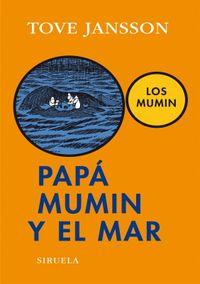 Los  mumin  -  Papa Mumin Y El Mar - Tove Jansson