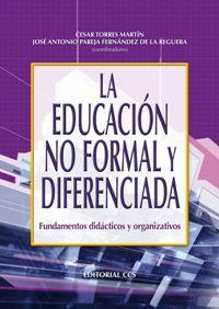 EDUCACION NO FORMAL Y DIFERENCIADA - FUNDAMENTOS DIDACTICOS