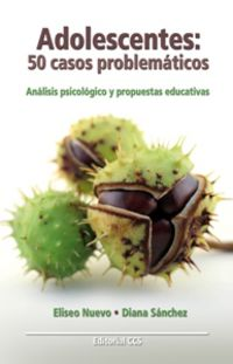 ADOLESCENTES - 50 CASOS PROBLEMATICOS
