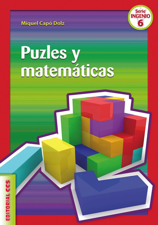 Puzzles Y Matematicas - Miquel Capo Dolz