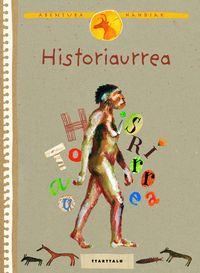 Historiaurrea - Sonia Goldie