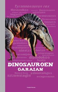 Dinosauroen Garaian - Mathilde Elie