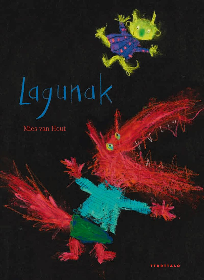 Lagunak - Mies Van Hout