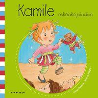 Kamile Eskolako Jaialdian - Nancy Delvaux / Aligne De Petigny (il. )