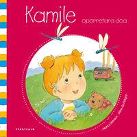 Kamile Oporretara Doa - Nancy Delvaux / Aligne De Petigny (il. )