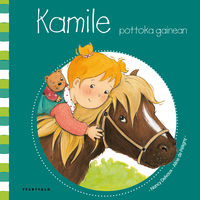 Kamile Pottoka Gainean - Nancy Delvaux / Aligne De Petigny (il. )