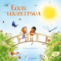 Egun Eguzkitsua - Anna Milbourne / Elena Temporin (il. )