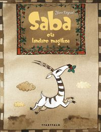 Saba Eta Landare Magikoa - Yann Degruel