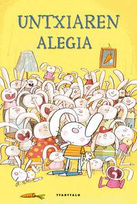 Untxiaren Alegia - Lynne Benton / Fred Blunt (il. )