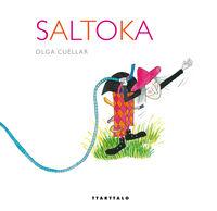 Saltoka - Olga Cuellar