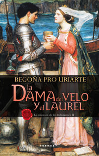 La dama del velo y el laurel - Begoña Pro Uriarte