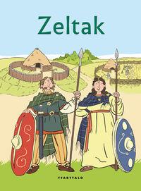Zeltak - Antzinako Zibilizazioak - Leonie Pratt / Terry Mckenna (il. )