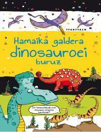 Hamaika Galdera Dinosauroei Buruz - Sarah Khan / Sarah Horne (il. )