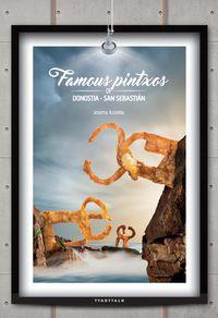 Famous Pintxos Of Donostia-San Sebastian - Josema Azpeitia Salvador