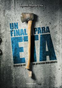 Un final para eta - Imanol Murua Uria