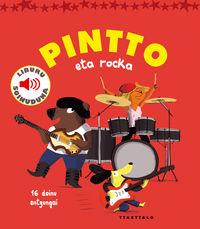 Pintto Eta Rock-A - Magali Le Huche