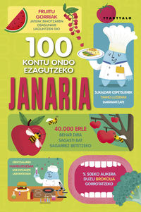 100 Kontu Ondo Ezagutzeko Janaria - Batzuk