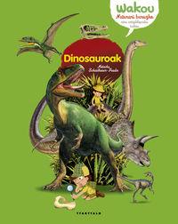 dinosauroak - Natacha Scheidhauer-Fradin
