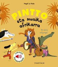 Pintto Eta Musika Afrikarra - Magali Le Huche
