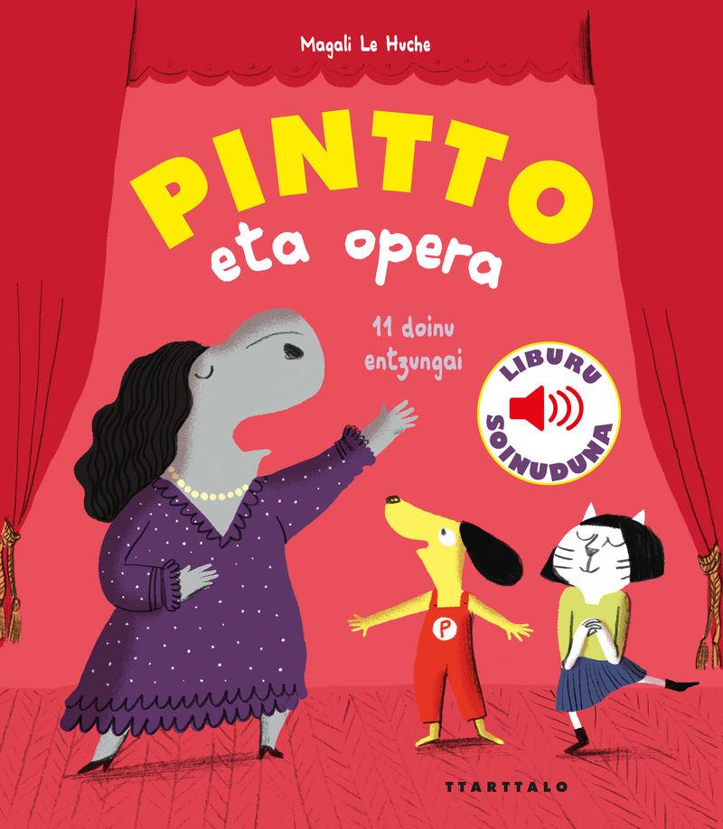 Pintto Eta Opera - Magali Le Huche