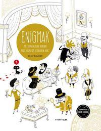 Enigmak - Ana Gallo / Victor Escandell (il. )