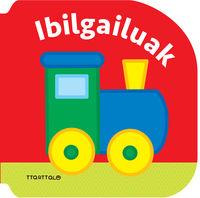 IBILGAILUAK