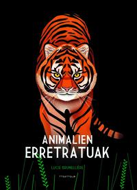 Animalien Erretratuak - Lucie Brunelliere