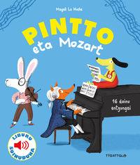 Pintto Eta Mozart - Magali Le Huche