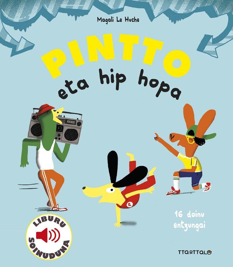 Pintto Eta Hip Hopa - Magali Le Huche