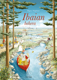 Ibaian Behera - Magnus Weightman