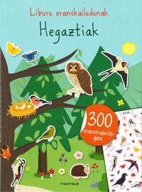 Hegaztiak - Izabella Markiewicz