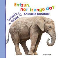 Animalia Basatiak - Batzuk