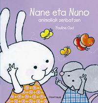 Nane Eta Nuno - Animaliak Zenbatzen - Pauline Oud