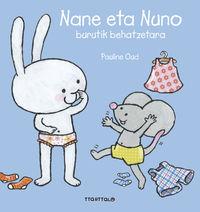 Nane Eta Nuno - Burutik Behatzetara - Pauline Oud