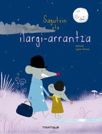 Sagutxin Eta Ilargi-Arrantza - Matpaille / Agatha Moureau (il. )