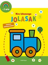 NIRE LEHENENGO JOLASAK 1 - TRENA