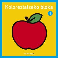 KOLOREZTATZEKO BLOKA 1 - SAGARRA