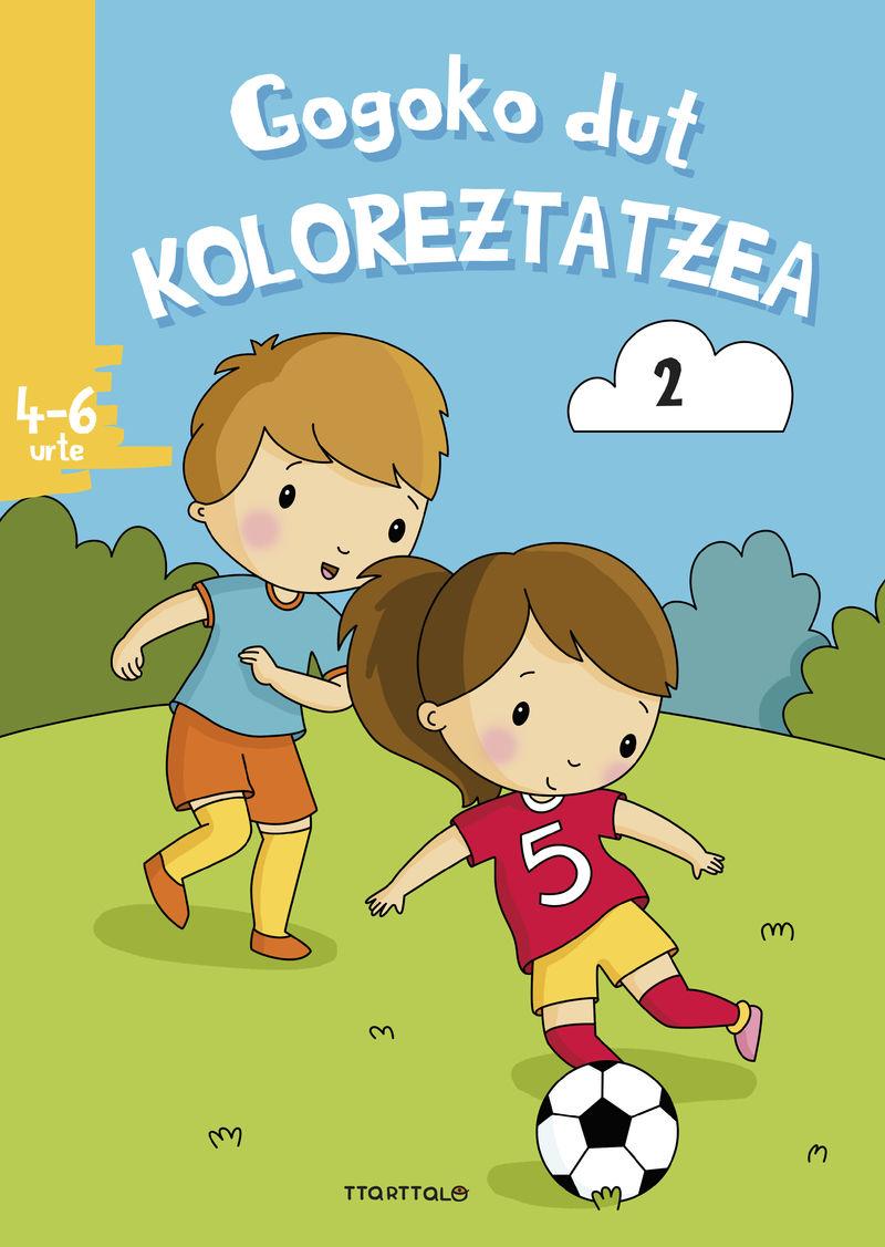 GOGOKO DUT KOLOREZTATZEA 2