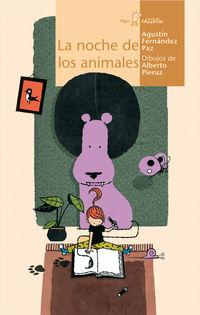 La noche de los animales - Agustin Fernandez Paz