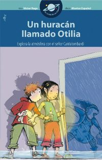 Un huracan llamado otilia - Victor Raga