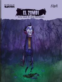 El zombi - Oriol  Hernandez  /  Enric  Lluch
